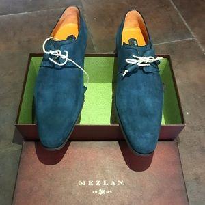 Mezlan men's dress shoe